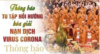 Đại diện Thành Phố lên tiếng vụ chùa Ba Vàng tổ chức lễ tu tập hóa giải virus corona