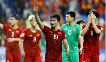 Đội tuyển Việt Nam so tài 'đại gia châu Á' trước thềm vòng loại World Cup