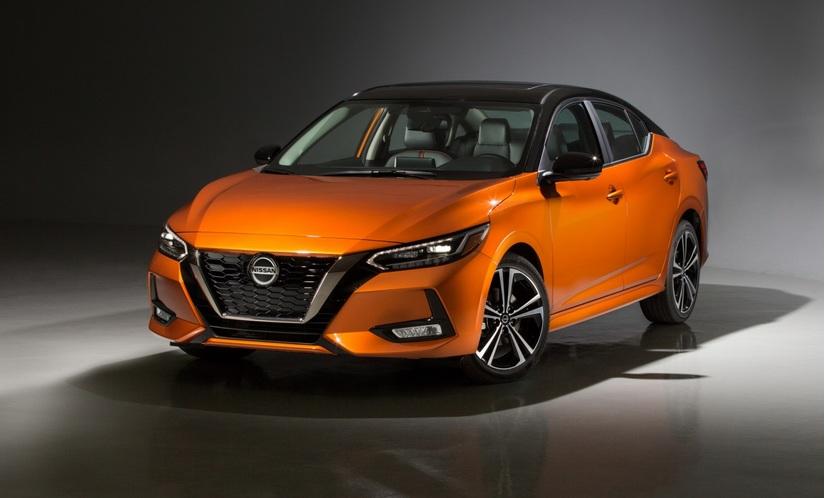 Nissan Sentra 2020 giá từ 442 triệu đồng, quyết đấu với Honda Civic2