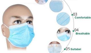 Đeo khẩu trang như thế nào đề phòng lây nhiễm virus corona?