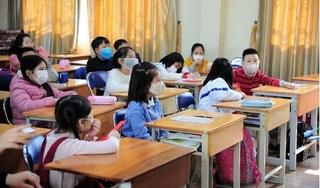 Phòng dịch corona, tất cả học sinh Hà Nội nếu bị sốt phải nghỉ học