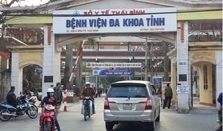 Thái Bình: Cách ly 1 bệnh nhân trở về từ Vũ Hán nghi bị nhiễm virus corona