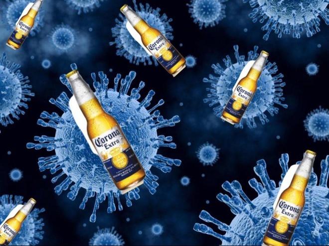 Nhiều người nhầm virus corona với 1 loại bia cùng tên