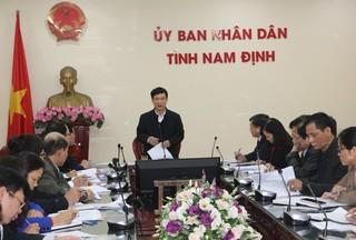 Có 211 lao động người Trung Quốc chưa quay lại Nam Định làm việc