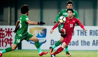 Sợ Virus corona, Liên đoàn bóng đá Iraq nhờ cậy Việt Nam