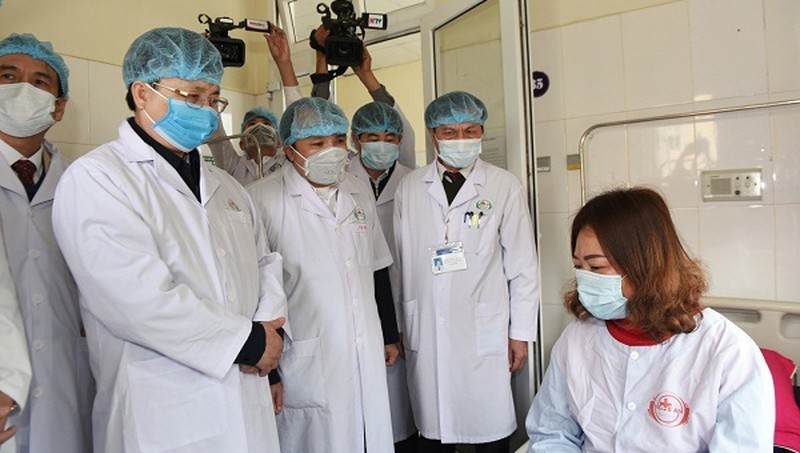 Sức khỏe nữ bệnh nhân bị cách ly tại Nghệ An giờ ra sao?