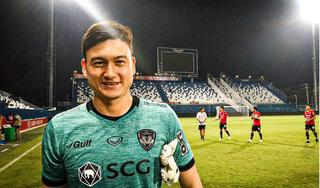 HLV Muangthong United: 'Tài bắt penalty của Đặng Văn Lâm là miễn bàn'
