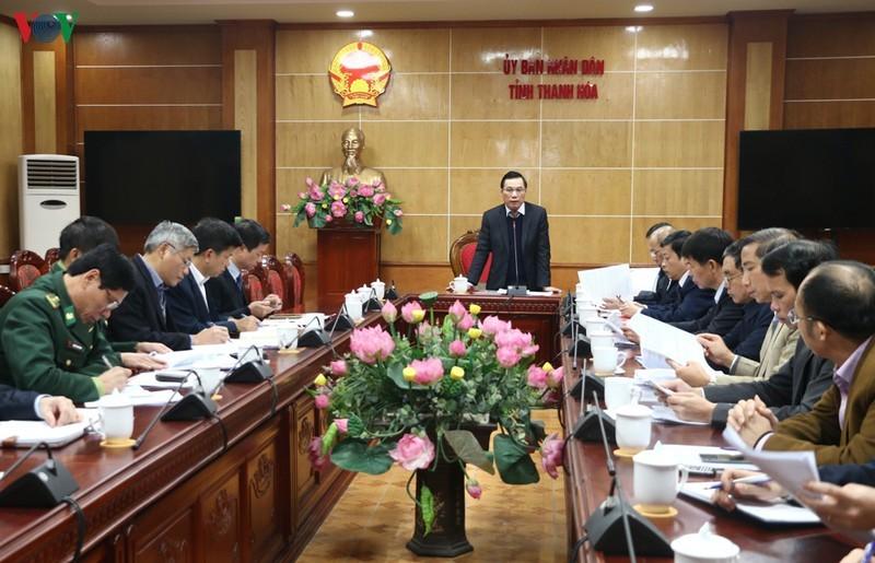 700 người Trung Quốc sẽ trở lại làm việc ở Thanh Hóa sau kì nghỉ Tết