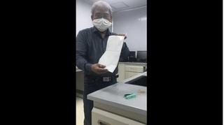 Bác sĩ hướng dẫn cách tự chế khẩu trang y tế ngừa virus corona