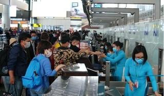 Bố trí một số chuyến bay đưa người Việt ở Trung Quốc về nước