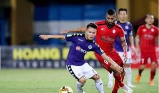 Chưa có lịch thi đấu trận Siêu Cúp Quốc gia 2019 giữa Hà Nội FC và CLB TP.HCM