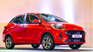 Hyundai vừa ra mắt sedan mới với giá chỉ từ 188 triệu đồng