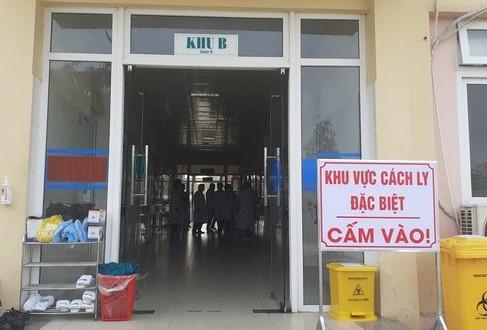 Gửi mẫu xét nghiệm virus corona của 6 lao động Nghệ An trở về từ Trung Quốc