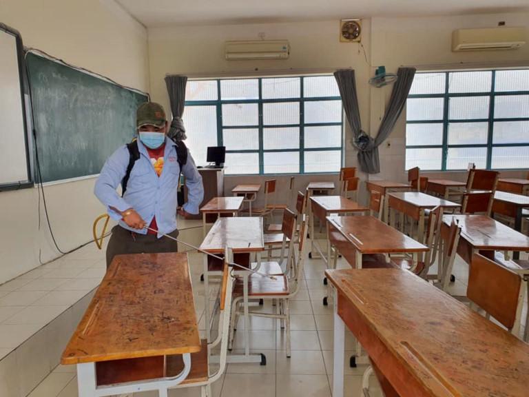 Thanh Hóa, TP.HCM cho học sinh, sinh viên nghỉ học phòng tránh virus corona