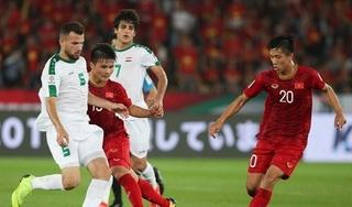 Báo Hàn Quốc: 'Iraq là đối thủ xứng tầm của đội tuyển Việt Nam'
