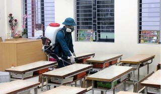 Nam Định cho học sinh nghỉ học một tuần để phòng tránh virus corona