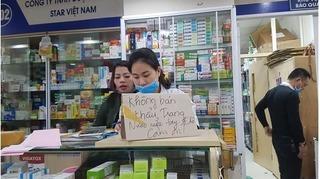BQL chợ thuốc Hà Nội nói gì về người kêu gọi không bán khẩu trang trên Facebook?