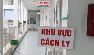 Nam Định: Cách ly 1 trường hợp bị ho, sốt sau khi trở về từ Trung Quốc