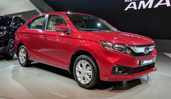 Honda ra mắt ô tô giá rẻ chỉ từ 198 triệu đồng2