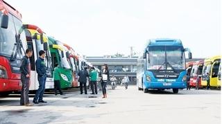 Dừng khai thác tuyến xe khách Hà Nội - Trung Quốc