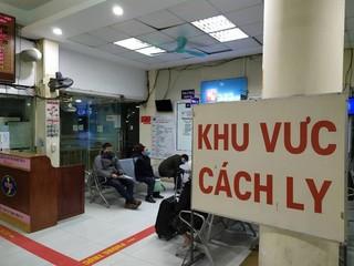 Việt Nam đang có 304 trường hợp nghi nhiễm virus corona được cách ly