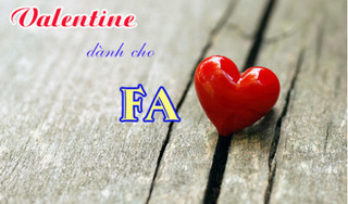 STT Valentine cho FA, Status Ngày Valentine 14/2 tâm trạng, buồn và cô đơn