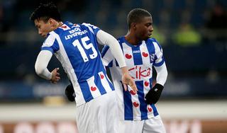 Đoàn Văn Hậu đá chính, Heerenveen thắng đậm Feyenoord