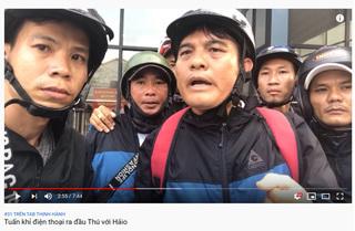 Tường trình của 'hiệp sĩ' Nguyễn Thanh Hải vụ kẻ mạo danh Tuấn 'khỉ' xin đầu thú