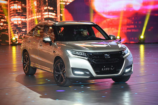 Honda ra mắt xe ô tô thiết kế sang trọng và thể thao