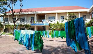 Trường học ở Đắk Lắk gấp rút vệ sinh, khử trùng đón học sinh