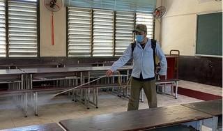 Quảng Ngãi, tỉnh đầu tiên cho học sinh nghỉ học thêm một tuần để phòng chống dịch corona
