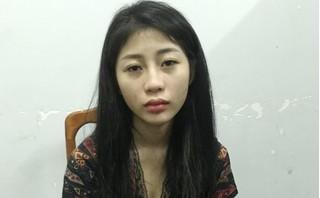 Bắt quả tang hotgirl 18 tuổi đang mua bán hàng nghìn viên ma túy