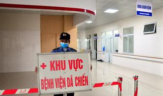 Vĩnh Phúc lập bệnh viện dã chiến ứng phó với dịch corona