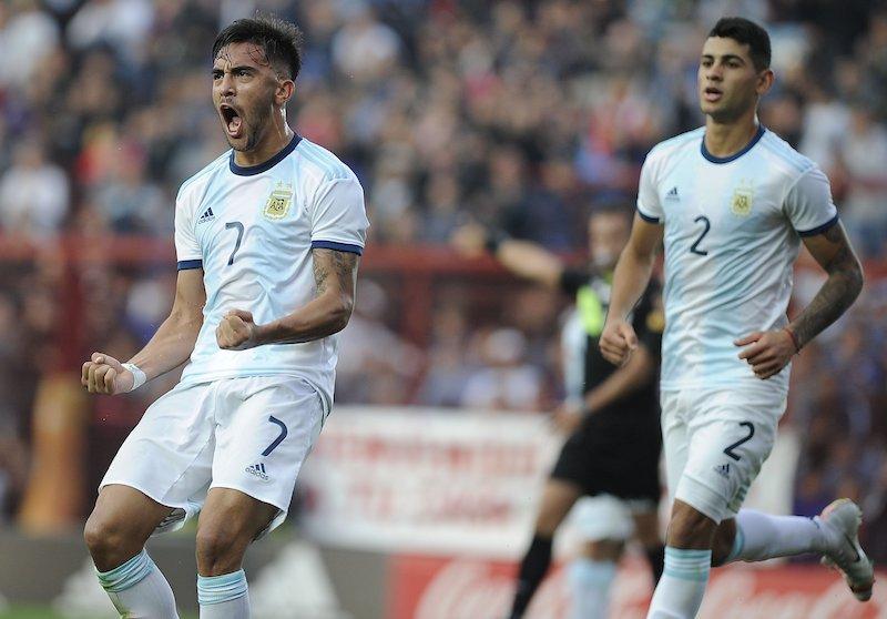 Đội bóng thứ 13 giành quyền tham dự Olympic 2020 là U23 Argentina