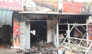 Bé gái 5 tuổi chết cháy trong nhà ở Bình Định
