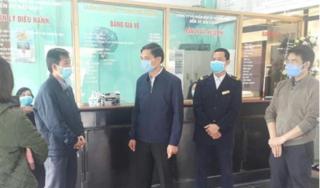 Kiểm tra hàng chục người từng tiếp xúc với du thuyền Nhật - nơi có người nhiễm virus corona