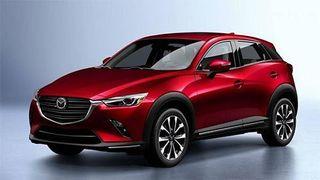Mazda CX-3 2020 đẹp long lanh, giá chỉ hơn 500 triệu đồng