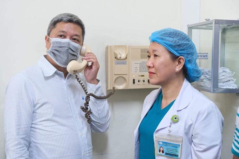 Hai bệnh nhân nước ngoài nhiễm corona ở TP.Hồ Chí Minh hiện giờ ra sao?