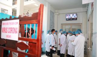 Bệnh viện đầu tiên ở miền Trung xét nghiệm được virus corona