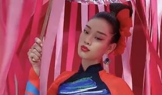 Hình ảnh mới nhất của Hoa hậu Khánh Vân chuẩn bị cho Miss Universe 2020