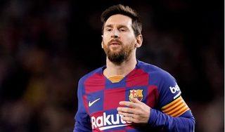 Eric Abidal lên tiếng về tương lai của tiền đạo Messi