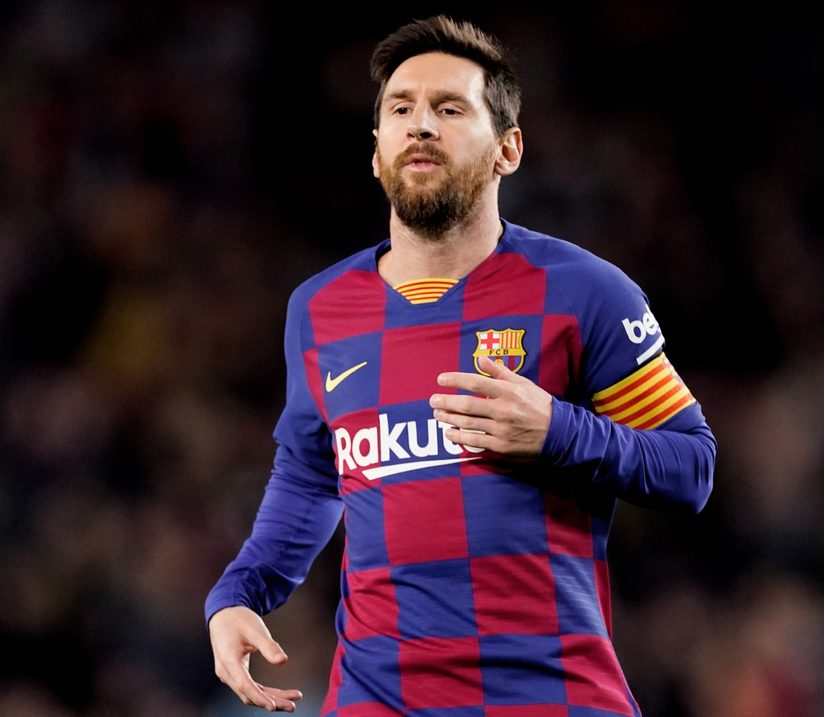 Xác định tương lai tiền đạo Messi