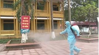 Vĩnh Phúc đang theo dõi 249 trường hợp sau 9 ca nhiễm virus corona