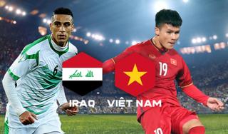 Xác định thời gian địa điểm tổ chức trận giao hữu giữa Việt Nam và Iraq