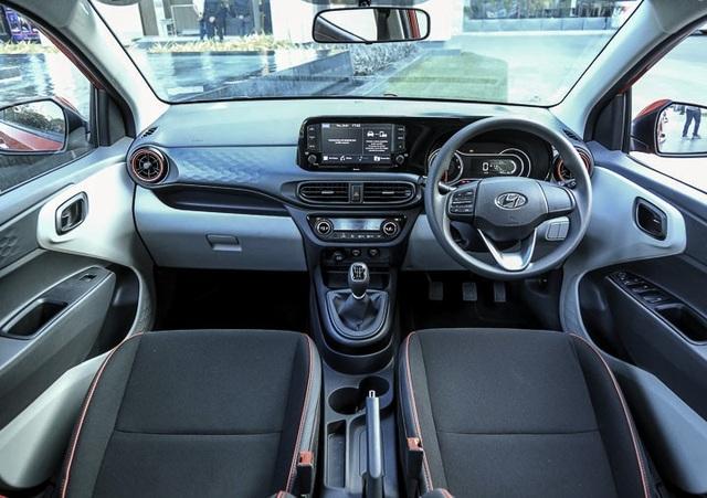 Hyundai Grand i10 Turbo 2020 ra mắt, giá từ 245 triệu đồng4