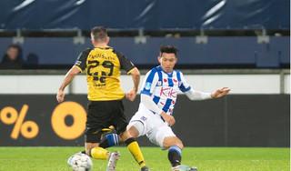 Đoàn Văn Hậu đá chính, Jong Heerenveen giành chiến thắng ấn tượng