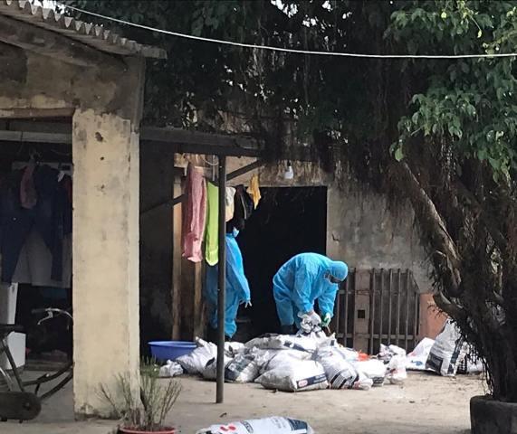 Thanh Hóa bùng phát dịch cúm A/H5N6, tiêu hủy 23.000 gia cầm2