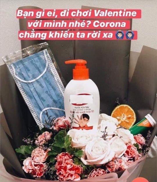 Dân mạng bày loạt quà Valentine siêu độc giữa thời dịch corona6