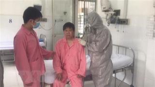 Bệnh nhân Trung Quốc nhiễm virus corona điều trị tại Bệnh viện Chợ Rẫy hiện ra sao?