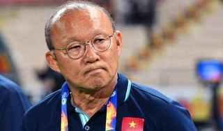 HLV Park Hang Seo bị Liên đoàn bóng đá châu Á phạt nặng